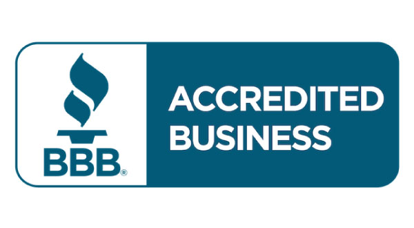 BBB Accredited Business logo | Allbrite Construction