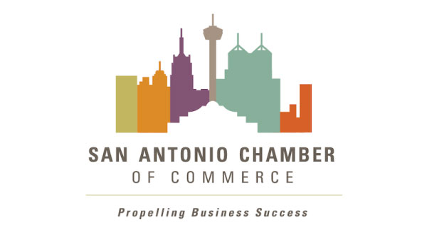 SA Chamber of Commerce Logo | Allbrite Construction
